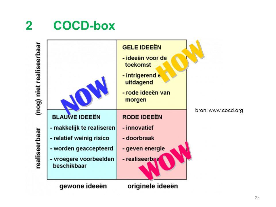 2 COCD-box bron: www.cocd.org