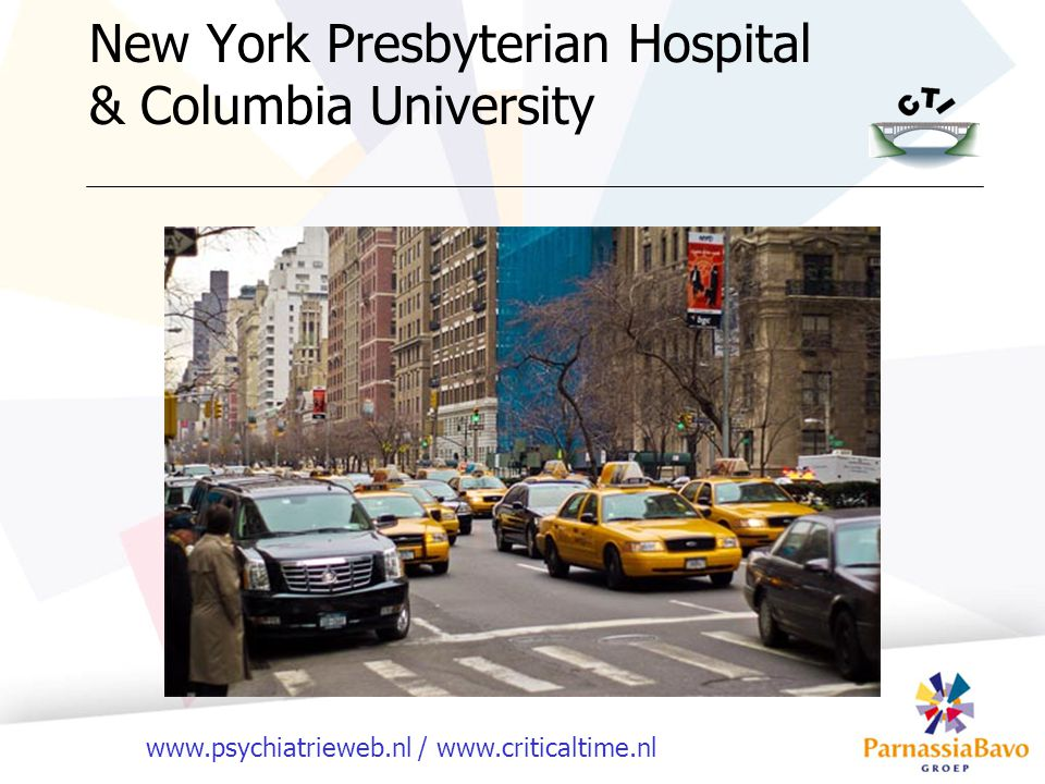 New York Presbyterian Hospital & Columbia University