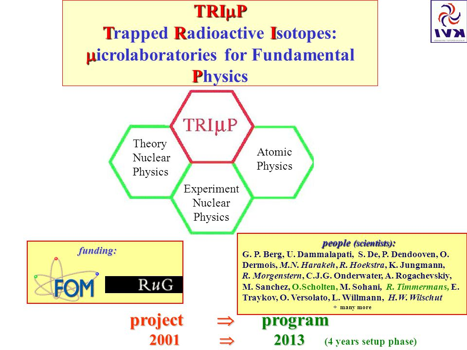 TRImP Trapped Radioactive Isotopes: microlaboratories for Fundamental Physics