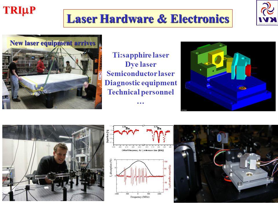 Laser Hardware & Electronics