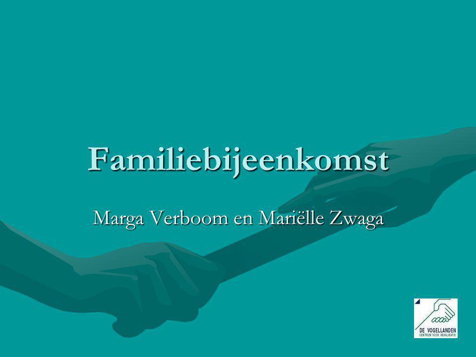 Marga Verboom en Mariëlle Zwaga