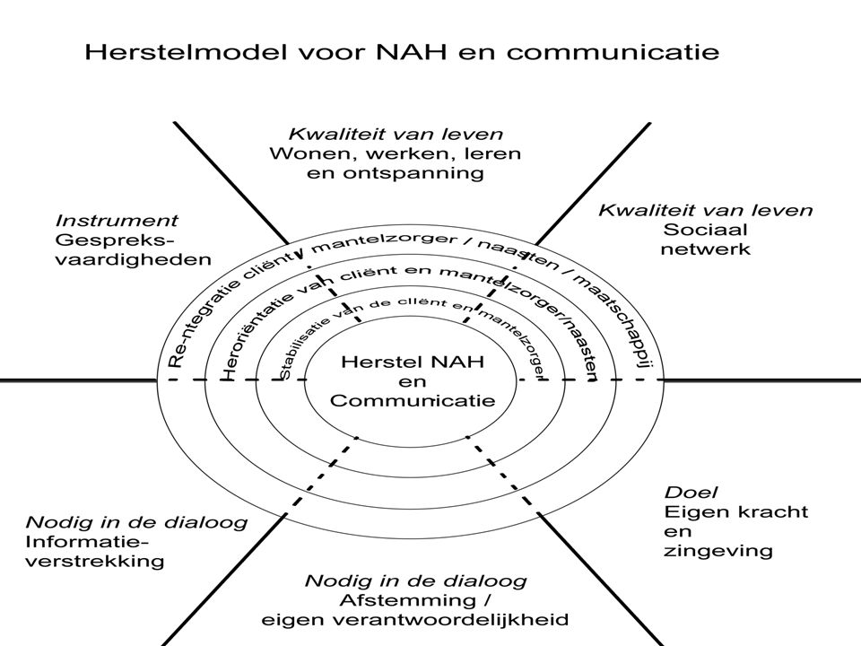 Themabijeenkomst van Regionaal Coordinatiepunt NAH