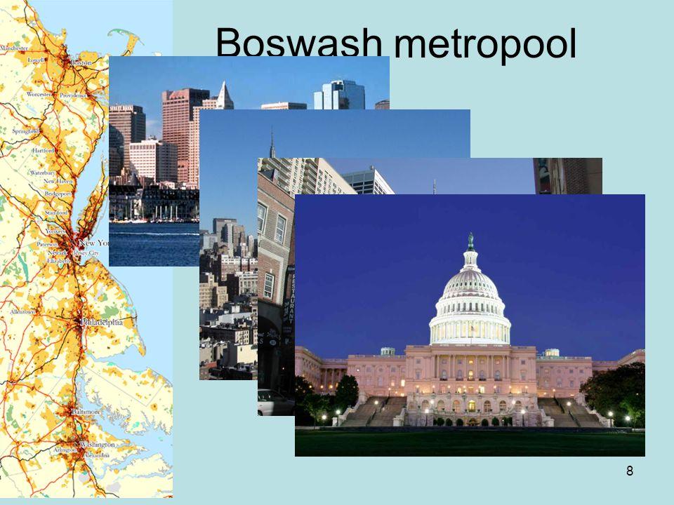 Boswash metropool