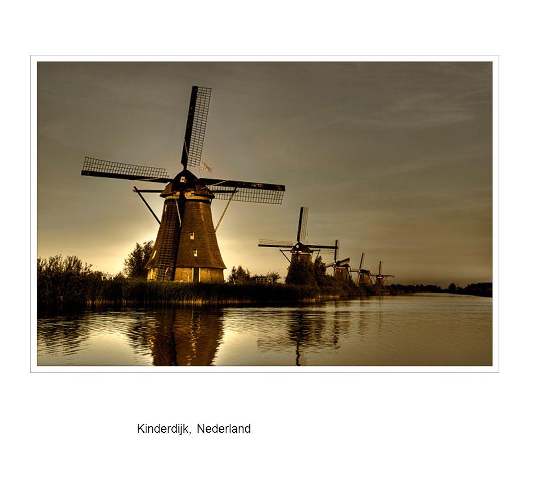 Kinderdijk, Nederland