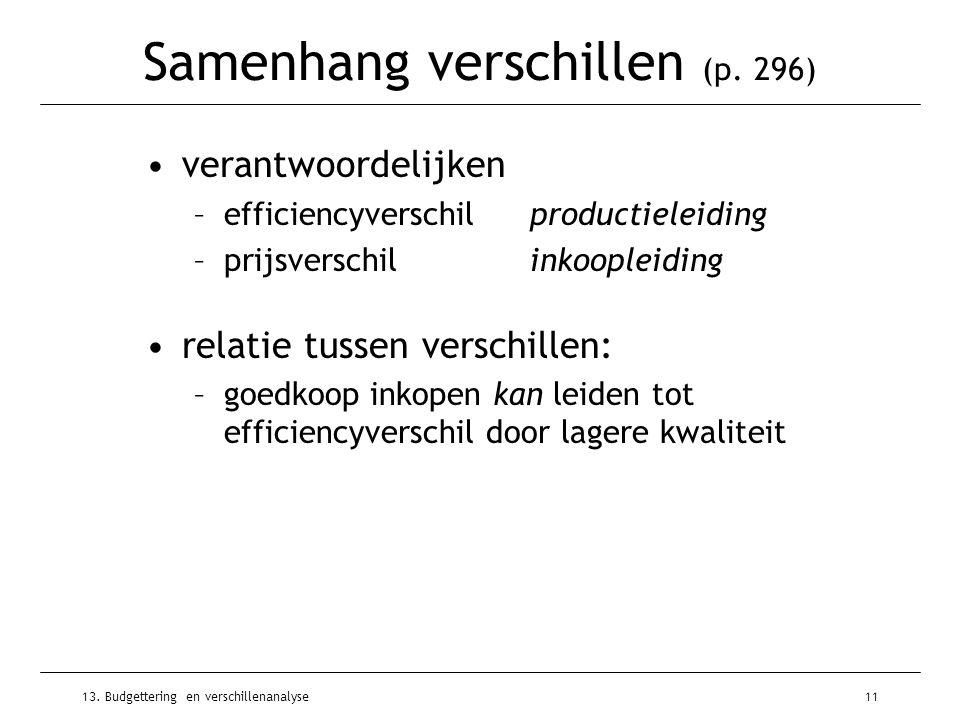 Samenhang verschillen (p. 296)