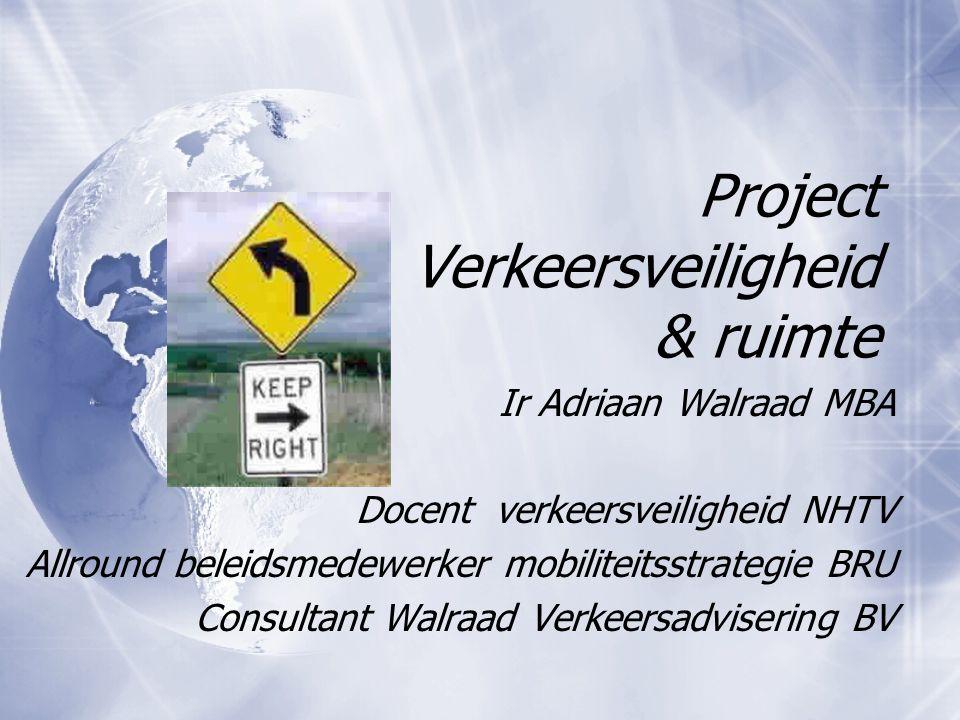 Project Verkeersveiligheid & ruimte