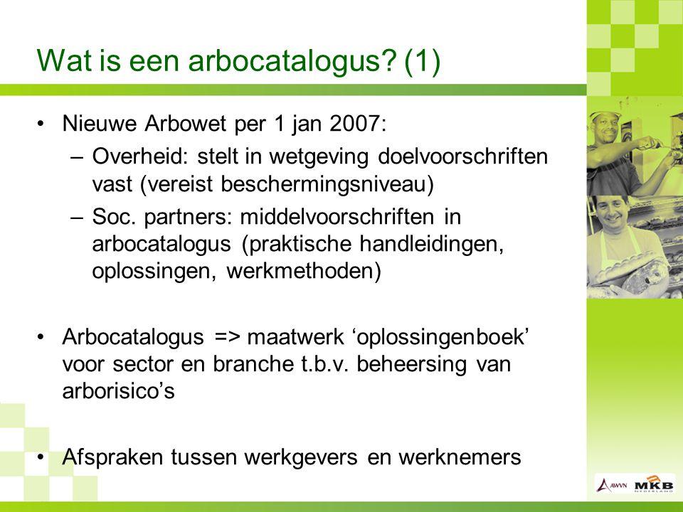 Wat is een arbocatalogus (1)