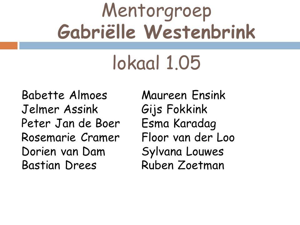 Gabriëlle Westenbrink