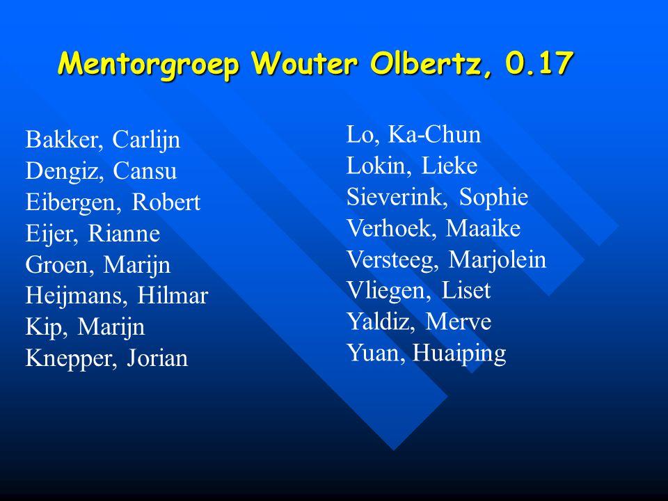 Mentorgroep Wouter Olbertz, 0.17