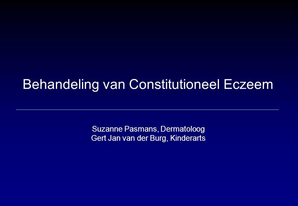 Behandeling van Constitutioneel Eczeem