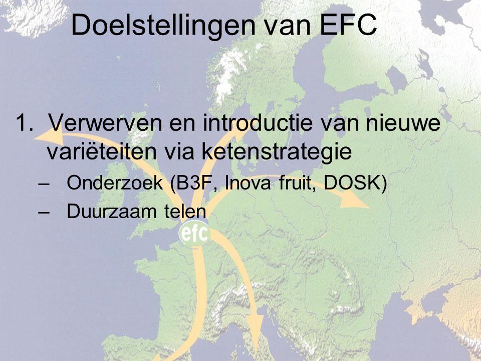 Doelstellingen van EFC