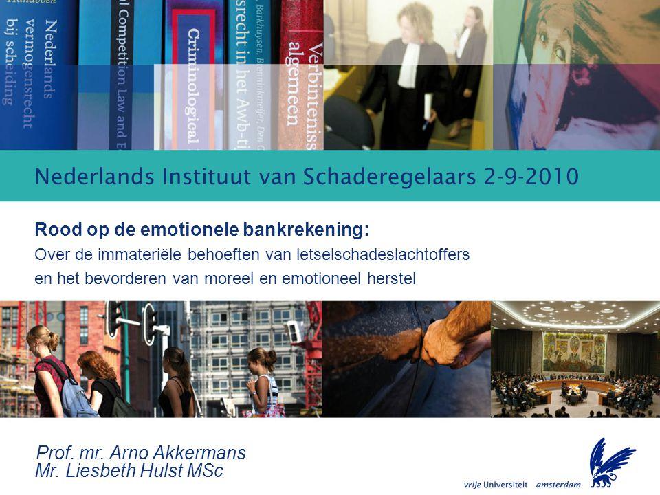 Nederlands Instituut van Schaderegelaars 2-9-2010