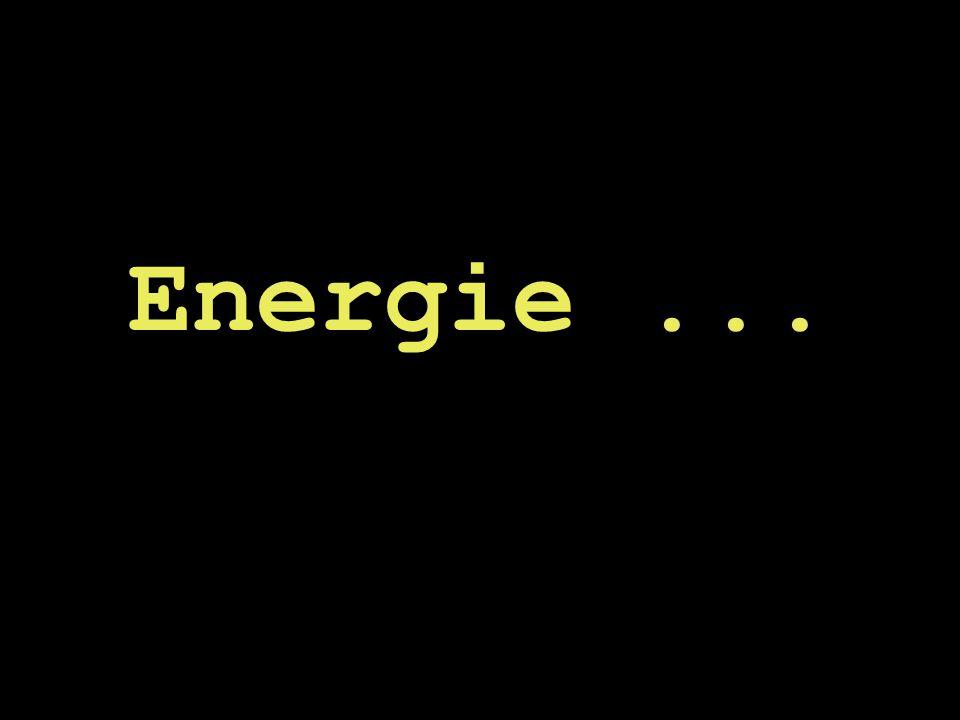 Energie ...