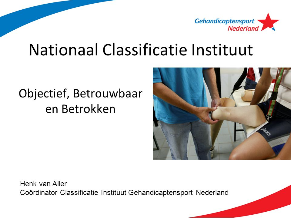 Nationaal Classificatie Instituut