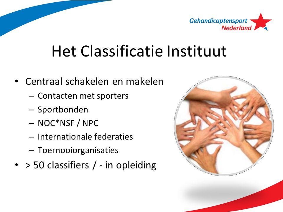 Het Classificatie Instituut