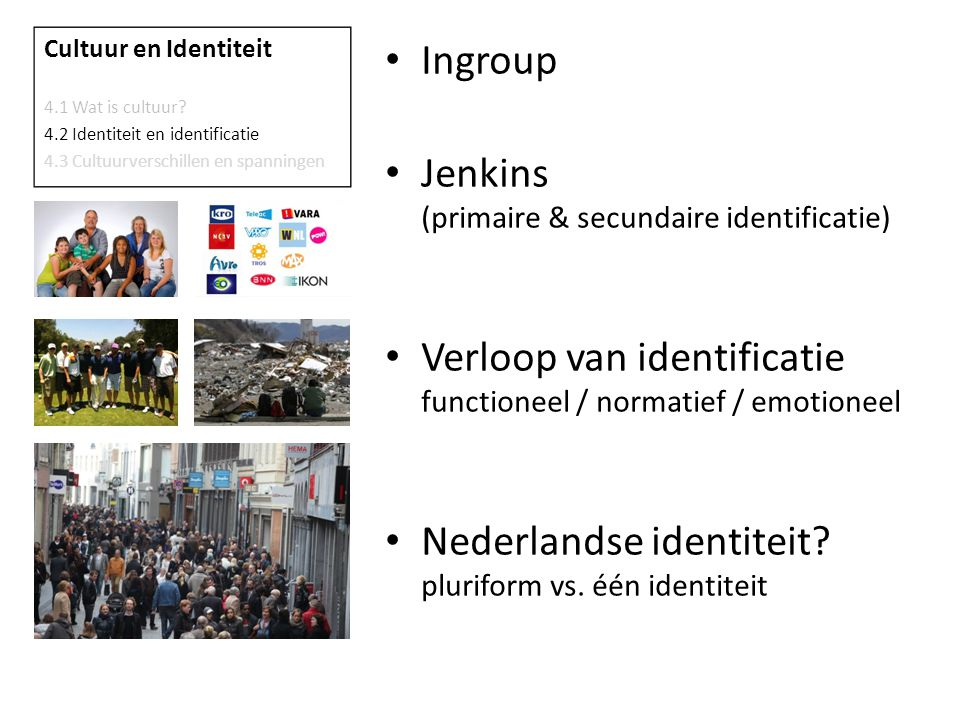 Jenkins (primaire & secundaire identificatie)
