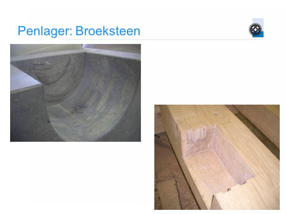Penlager: Broeksteen