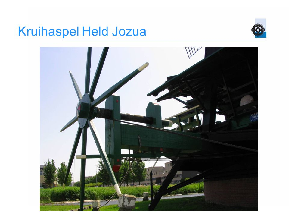 Kruihaspel Held Jozua
