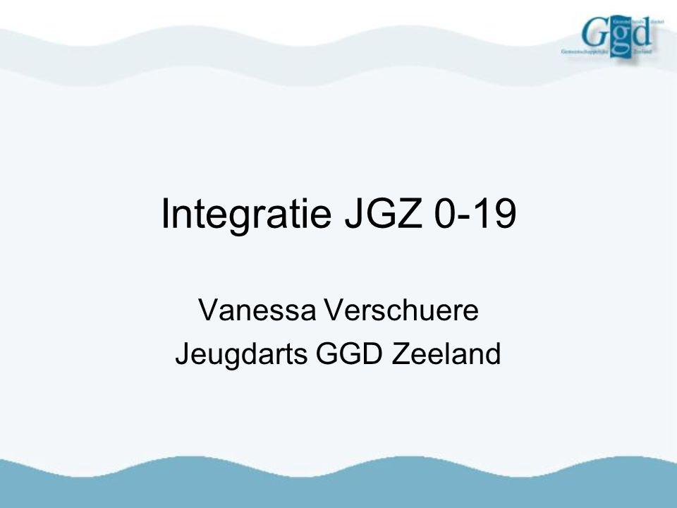 Vanessa Verschuere Jeugdarts GGD Zeeland