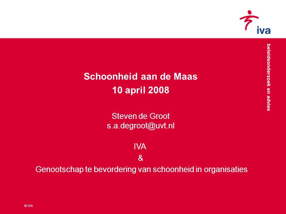 Schoonheid aan de Maas 10 april 2008