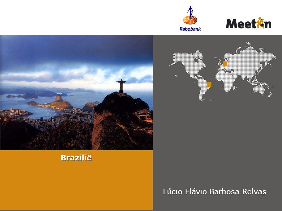 Brazilië Lúcio Flávio Barbosa Relvas