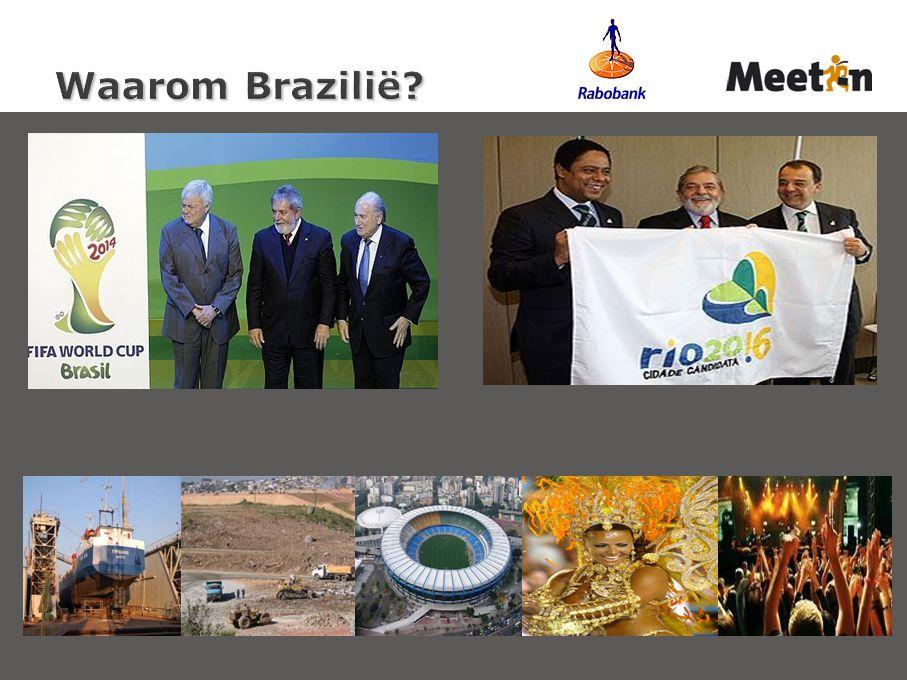 Waarom Brazilië