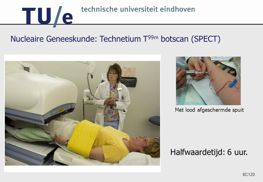Nucleaire Geneeskunde: Technetium T99m botscan (SPECT)