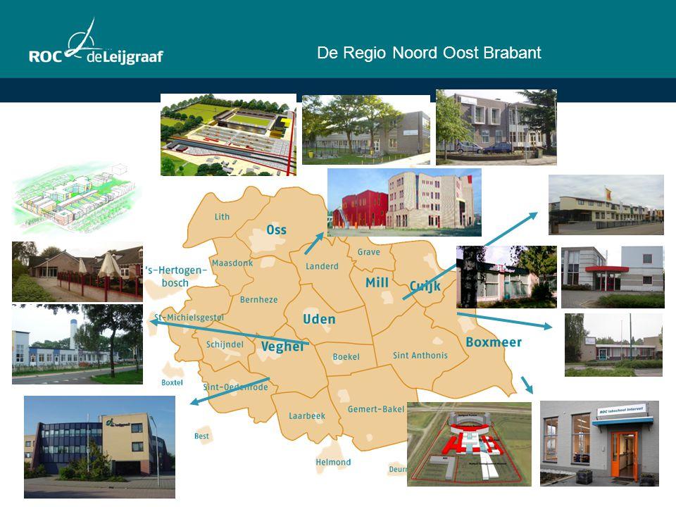 De Regio Noord Oost Brabant