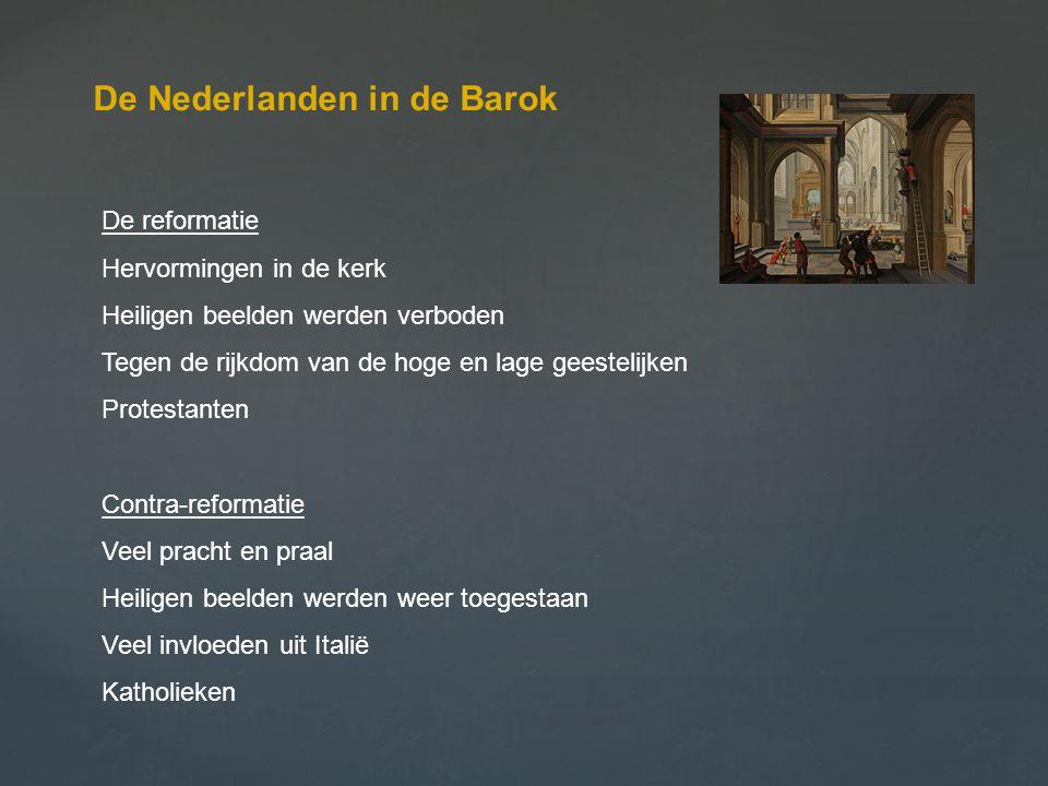 De Nederlanden in de Barok