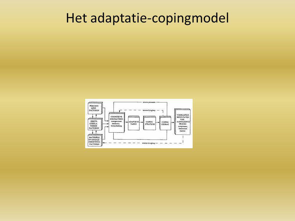 Het adaptatie-copingmodel