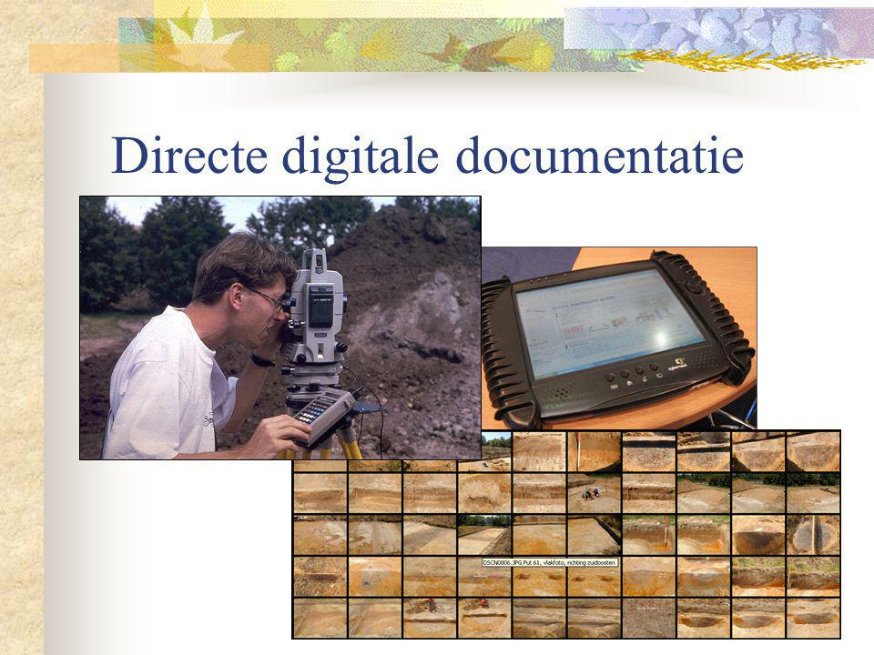 Directe digitale documentatie