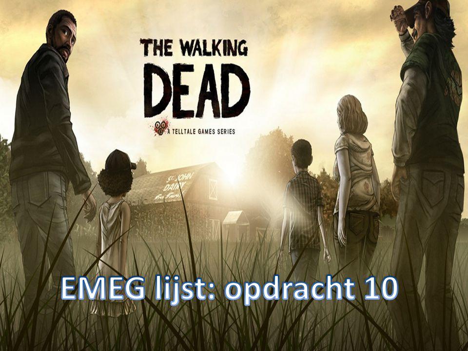 EMEG lijst: opdracht 10