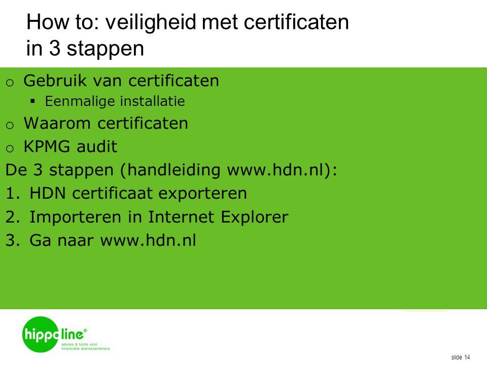 How to: veiligheid met certificaten in 3 stappen