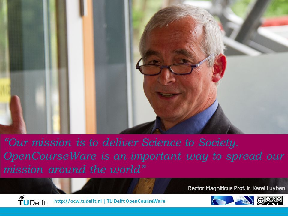 Our mission is to deliver Science to Society