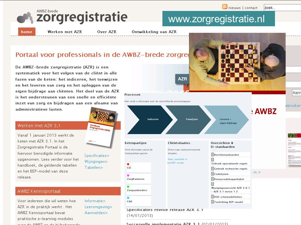 www.zorgregistratie.nl www.zorgregistratie.nl