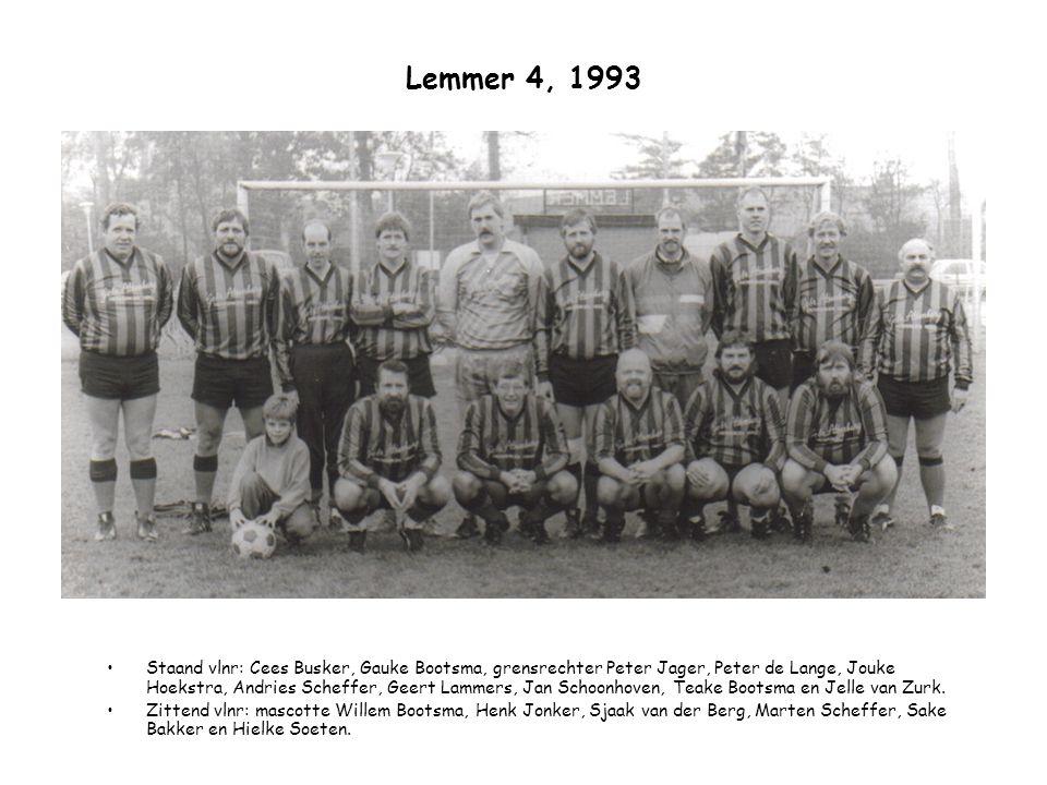 Lemmer 4, 1993