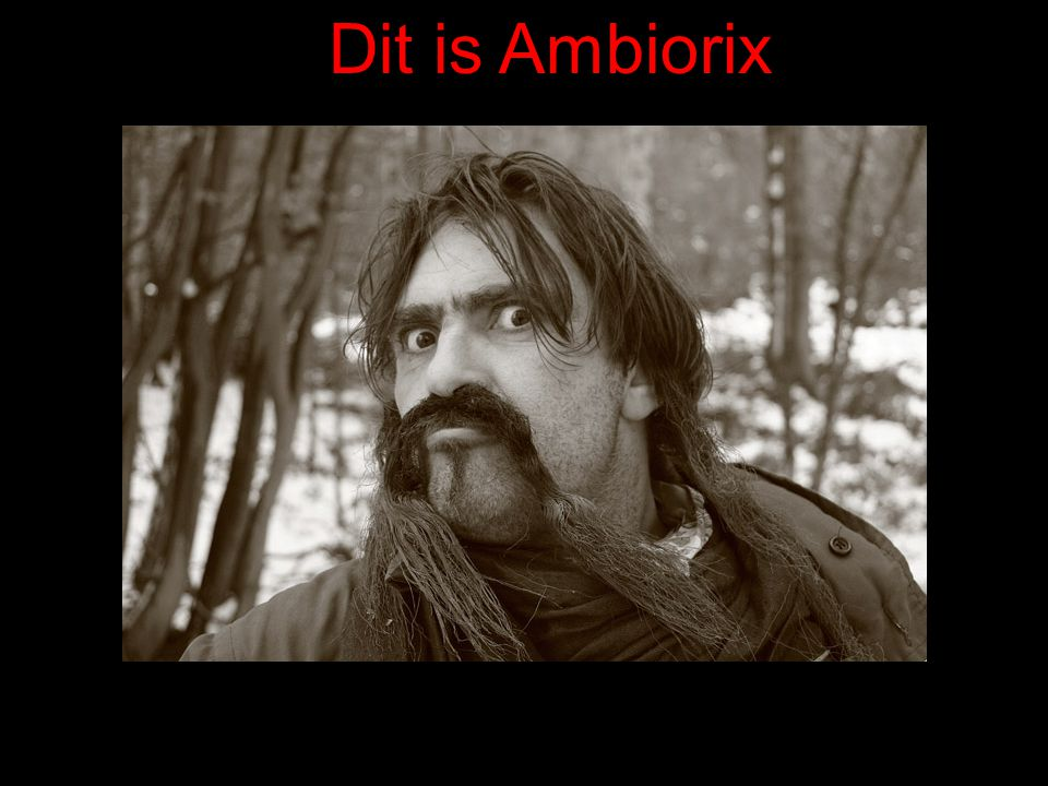 Dit is Ambiorix