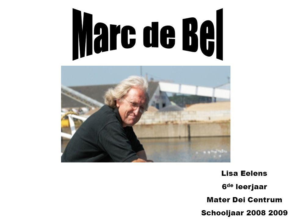 Marc de Bel Lisa Eelens 6de leerjaar Mater Dei Centrum