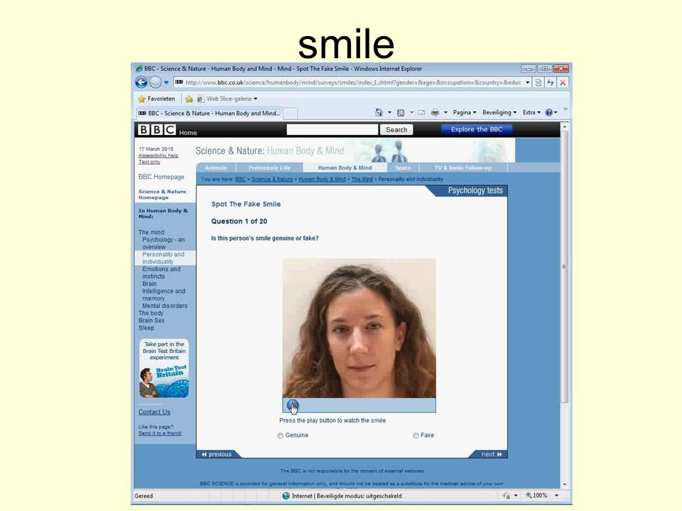 smile Goedenmiddag reele en virtuele aanwezigen,