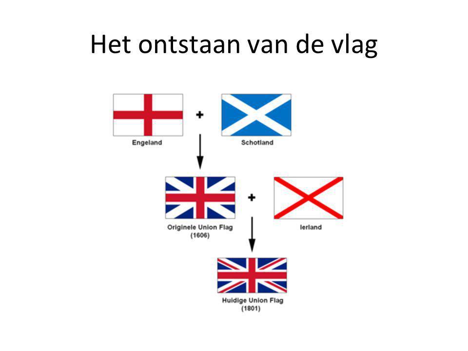 Het ontstaan van de vlag