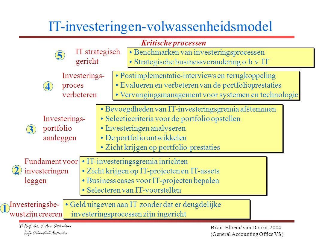 IT-investeringen-volwassenheidsmodel