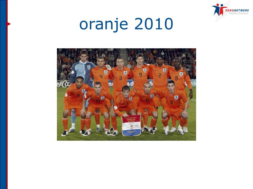 oranje 2010
