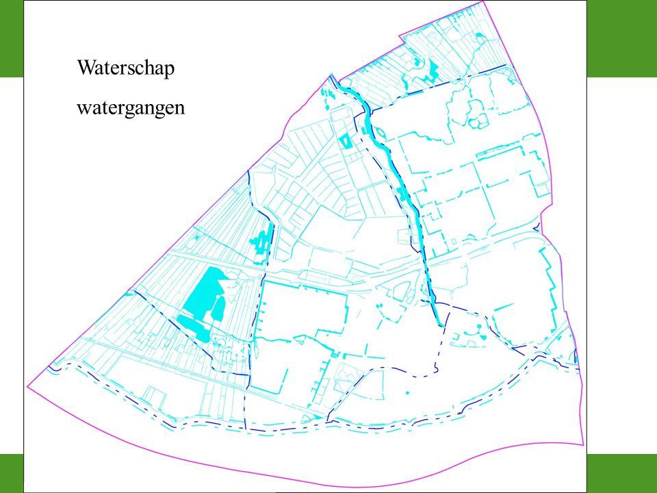 Waterschap watergangen 45