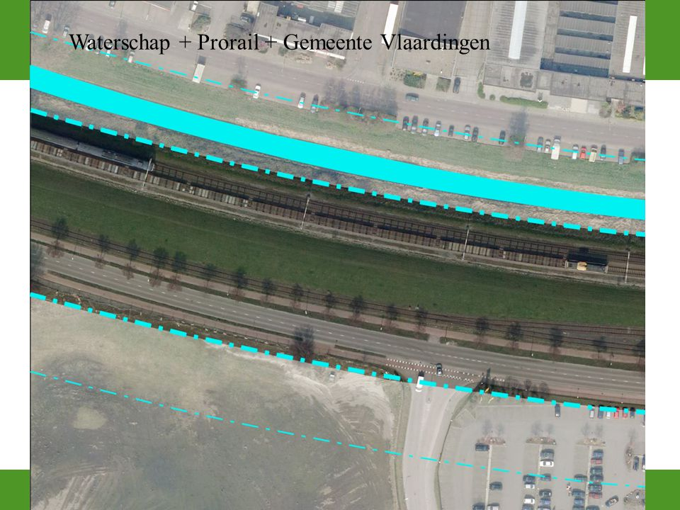 Waterschap + Prorail + Gemeente Vlaardingen