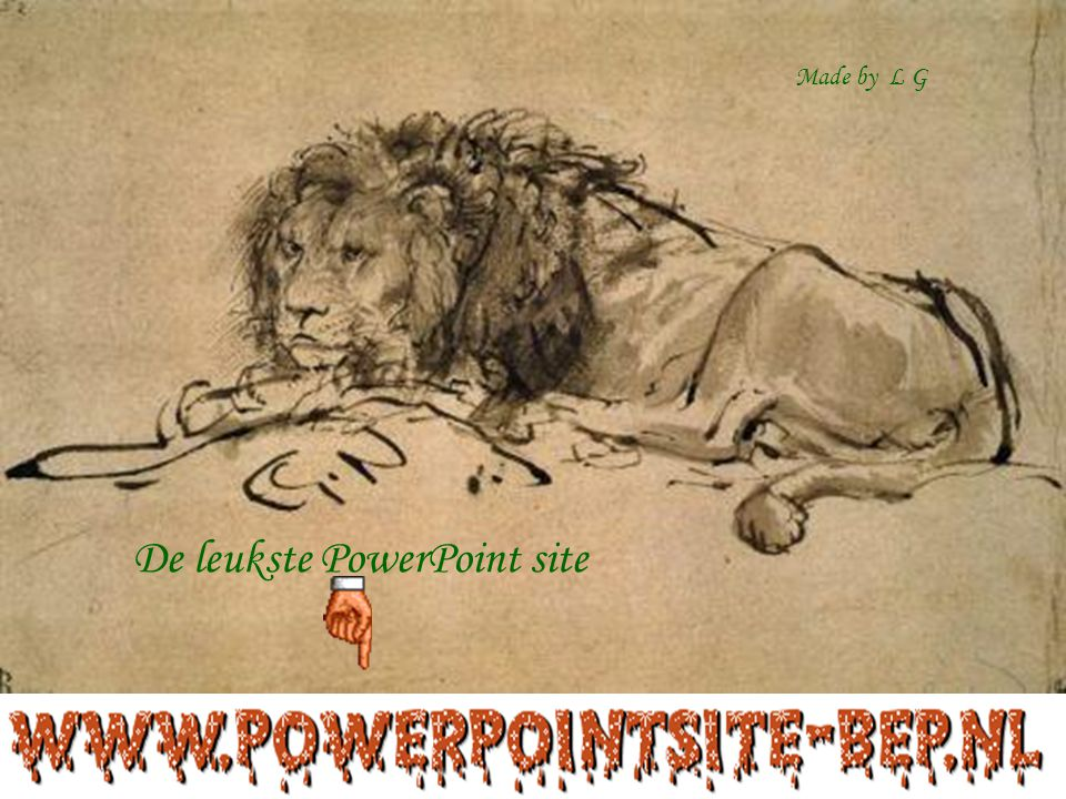 De leukste PowerPoint site