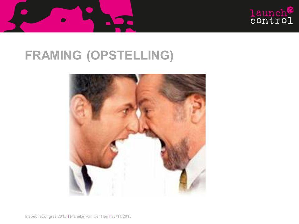 FRAMING (OPSTELLING)