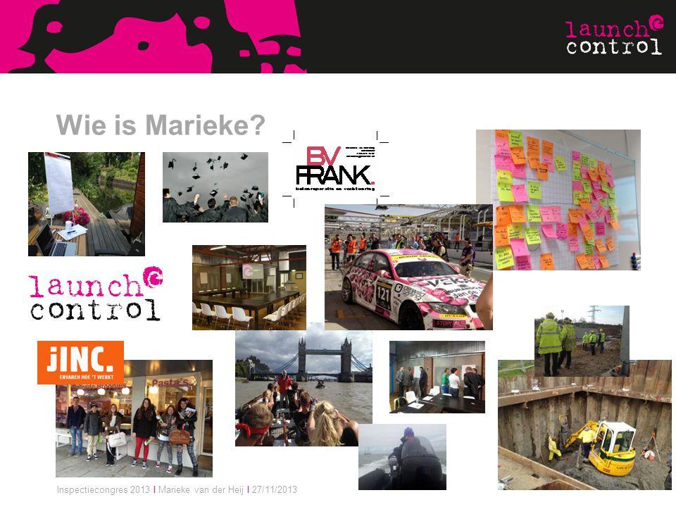 Wie is Marieke