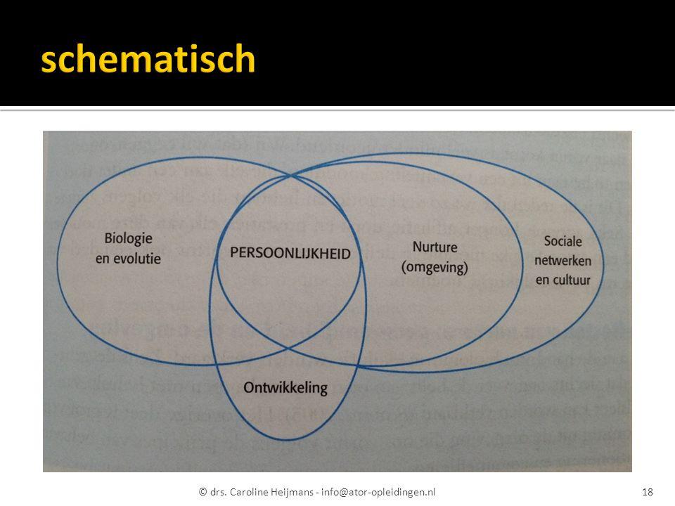 schematisch © drs. Caroline Heijmans - info@ator-opleidingen.nl