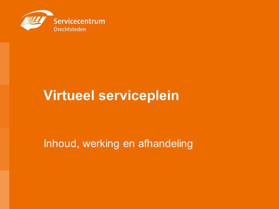 Virtueel serviceplein