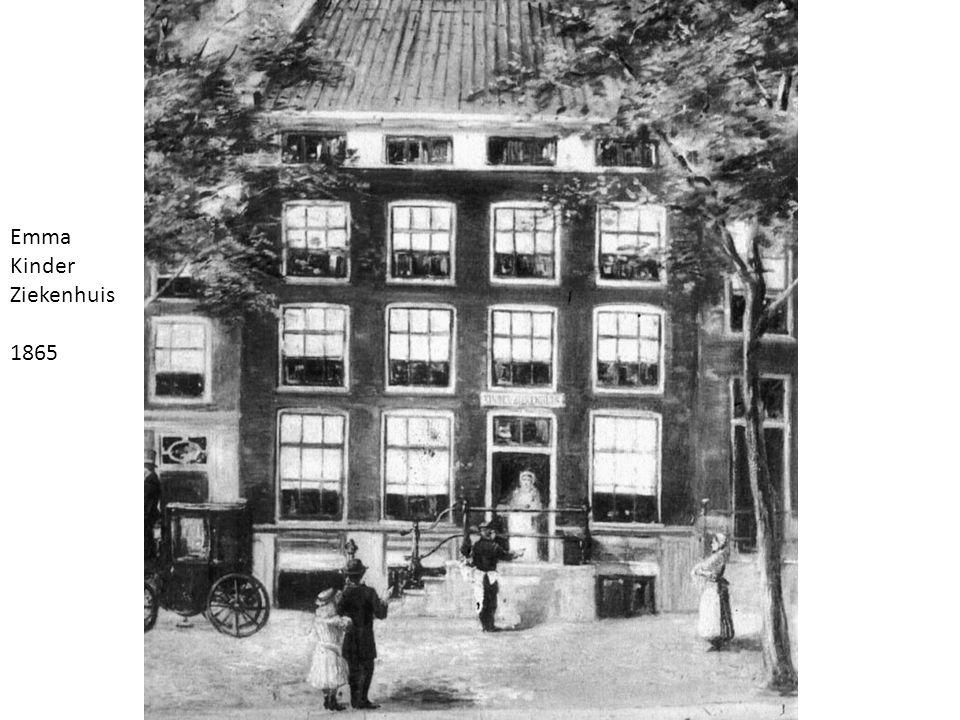 Emma Kinder Ziekenhuis 1865
